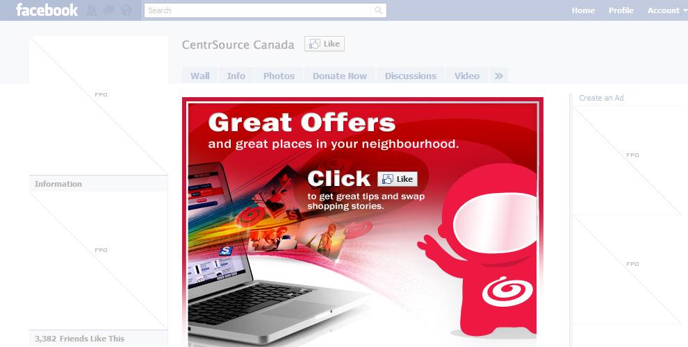 CentrSource Facebook