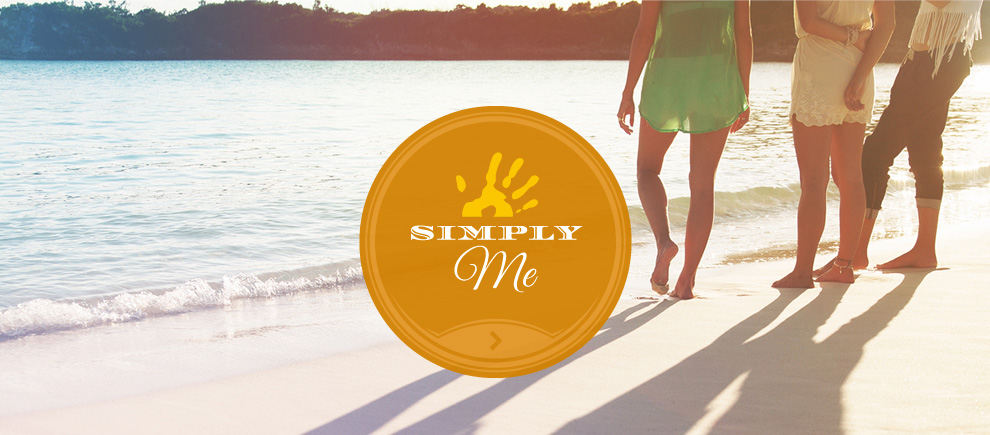 Simply Charming Simply Me collection branding