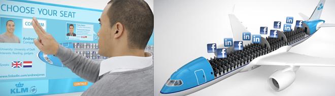 KLM Meet & Seat