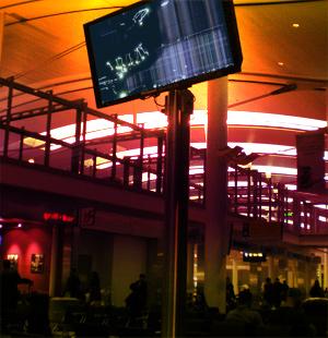 Toronto Pearson Airport television
